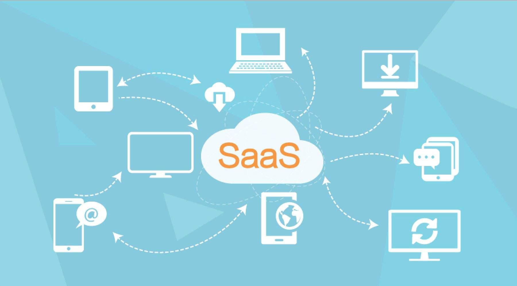 星河企服:用SaaS汇聚产业互联网数据源
