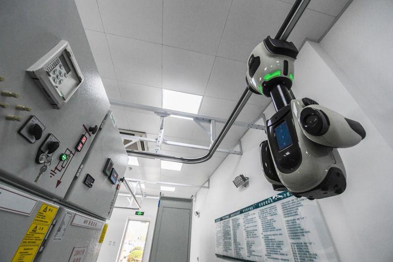 数据中心2022:绿色的下一步是智能化巡检