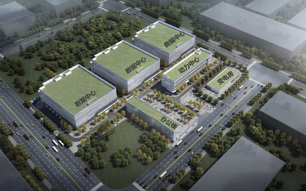 武汉光谷数据中心