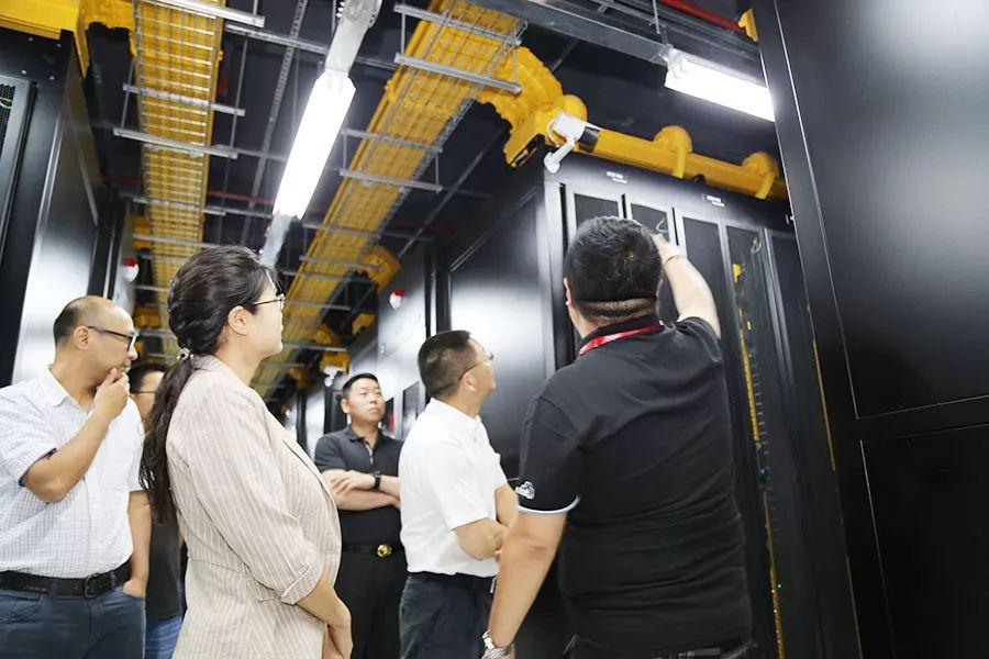 腾龙控股、海通恒信、中国电信强强联手,腾龙两江数据中心一期交付二期盛大开工