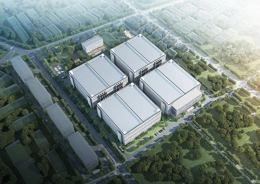 开工首日,腾龙湾区数据中心迎当地政府50余人考察团